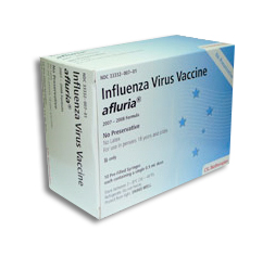 2015-2016 MERCK AFLURIA FLU VACCINE