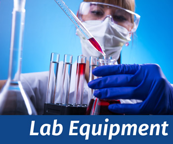 Lab Equipment and Merchandise
