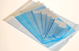 CROSSTEX STERIZATION POUCHES - SELF SEALING