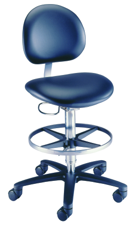 BREWER LABORATORY STOOL
