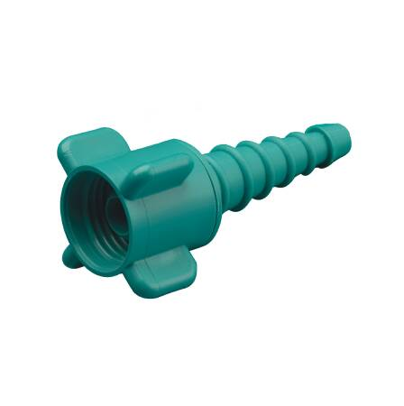 HUDSON RCI DISPOSABLE NIPPLE &amp; NUT <font color=&quot;#FF0000&quot;>(Over Stock Item)</font>