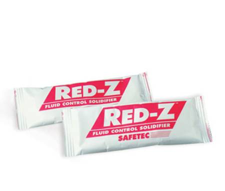 SAFETEC RED-Z BIO-HAZARD SOLIDIFIER