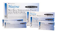 SPS MEDICAL SELF-SEAL POUCHES