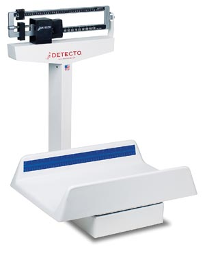 DETECTO HEAVY DUTY PEDIATRIC SCALE