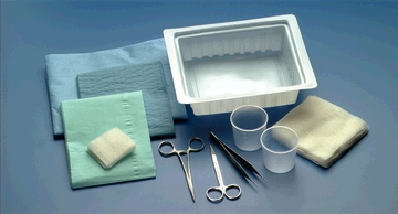 BUSSE SUTURING KIT WITH SATIN INSTRUMENTS