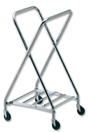BREWER FOLDING ADJUSTABLE HAMPER