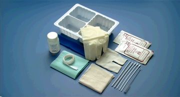 BUSSE TRACHEOSTOMY CARE SET