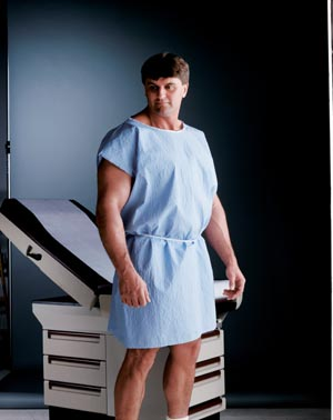 GRAHAM PROFESSIONAL REINFORCED TISSUE GOWNS