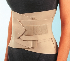PROCARE 9in SACRO-LUMBAR SUPPORT