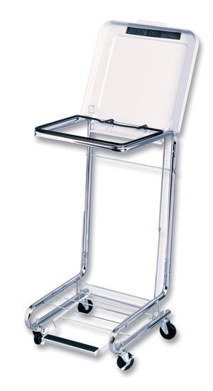 BREWER TILT-TOP HAMPER
