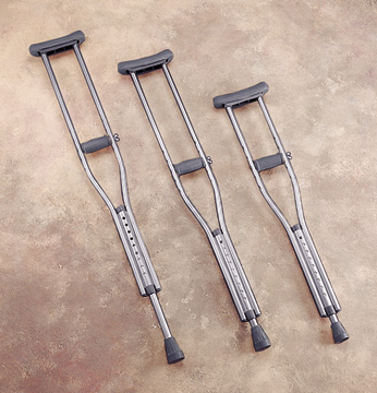 INVACARE QUICK-CHANGE CRUTCH