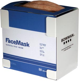 BOWMAN FACE MASK DISPENSERS