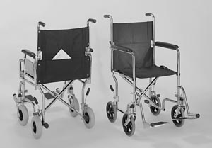MADA PATIENT TRANSPORT CHAIR