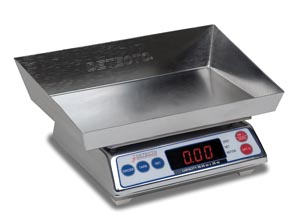 DETECTO ELECTRONIC DIGITAL PORTION CONTROL SCALE