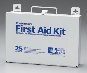 FIRST AID ONLY 25 PERSON BASIC BULK KIT