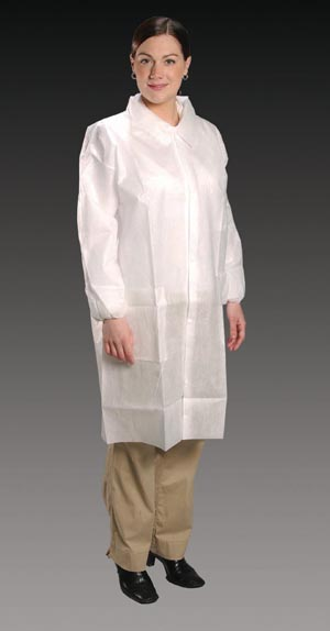ALPHA PROTECH ALPHAGUARD LAB COATS
