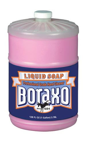 DIAL BORAXO HEAVY DUTY LIQUID LOTION SOAP