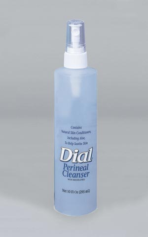 DIAL PERINEAL CLEANSER