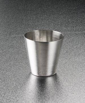 TECH-MED GRADUATED MEDICINE CUP