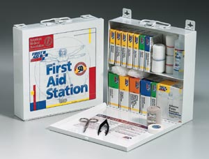 FIRST AID ONLY 50 PERSON BASIC BULK KIT