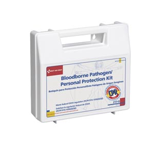 FIRST AID ONLY BLOODBORNE PATHOGEN-PERSONAL PROTECTION KIT