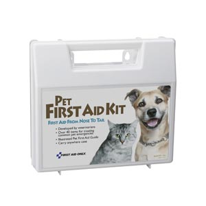 FIRST AID ONLY CONSUMER KITS - PET