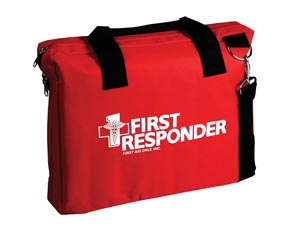 FIRST AID ONLY FIRST RESPONDER KIT 120 PC