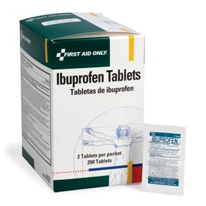 FIRST AID ONLY IBUPROFEN