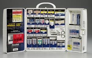 FIRST AID ONLY SMART COMPLIANCE CABINETS