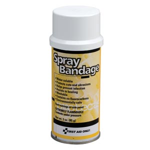 FIRST AID ONLY SPRAY ON BANDAGE