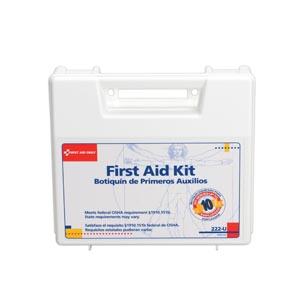 FIRST AID ONLY 10 PERSON BASIC BULK KIT