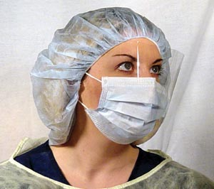 DUKAL SURGICAL FACE MASKS
