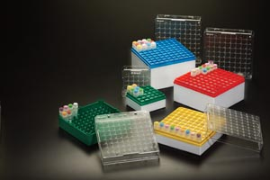 SIMPORT CRYOSTORE STORAGE BOXES