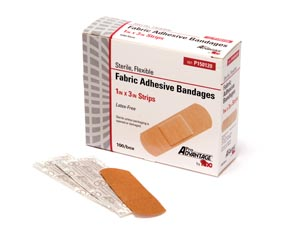 *PRO ADVANTAGE FABRIC ADHESIVE BANDAGE