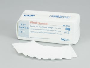 AMD-RITMED VITAL-GAUZE MULTI-PURPOSE GAUZE SPONGES