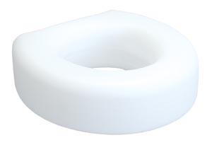 LUMEX ECONOMY RAISED TOILET SEAT