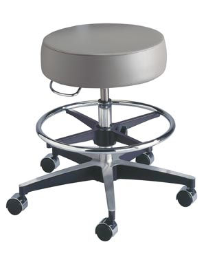 BREWER PNEUMATIC STOOL