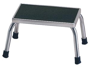 BREWER STEP STOOL