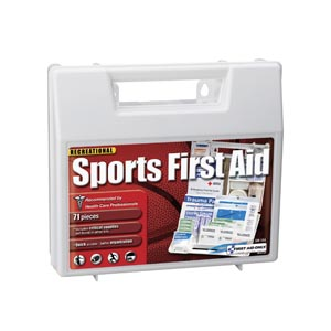 FIRST AID ONLY CONSUMER KITS - SPORTS