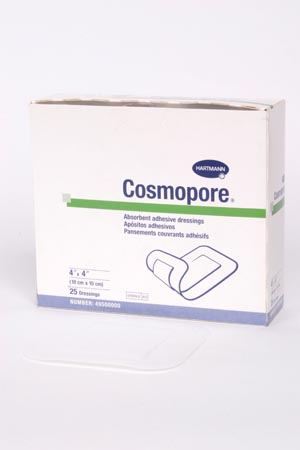 HARTMANN-CONCO COSMOPORE ADHESIVE WOUND DRESSING