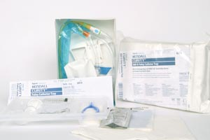 KENDALL CURITY DRAIN BAG W/MONO-FLO ANTI-REFLUX DEVICE <font color=&quot;#FF0000&quot;>(Over Stock Item)</font>