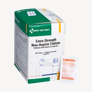 FIRST AID ONLY NON-ASPIRIN
