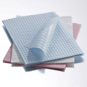 GRAHAM PROFESSIONAL PLASBAK TISSUE/POLYBACK TOWELS