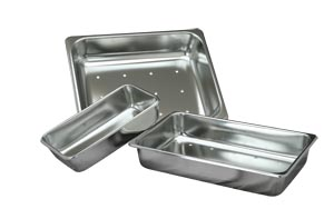 POLAR WARE PMP SERIES PERFORATED INSTRUMENT TRAYS