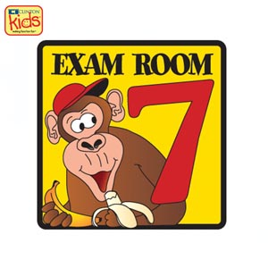 CLINTON EXAM ROOM & OFFICE SIGNS