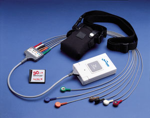 how to read holter monitor results