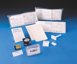 BURDICK BASELINE HOLTER DISC PREP KIT