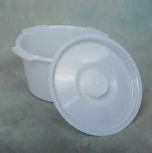 DMI UNIVERSAL REPLACEMENT PAILS WITH LIDS