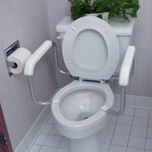 DMI TOILET SAFETY ARM SUPPORT