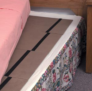 DMI MASONITE FOLDING BED BOARDS